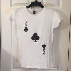 Tops - King of Clubs T-shirt